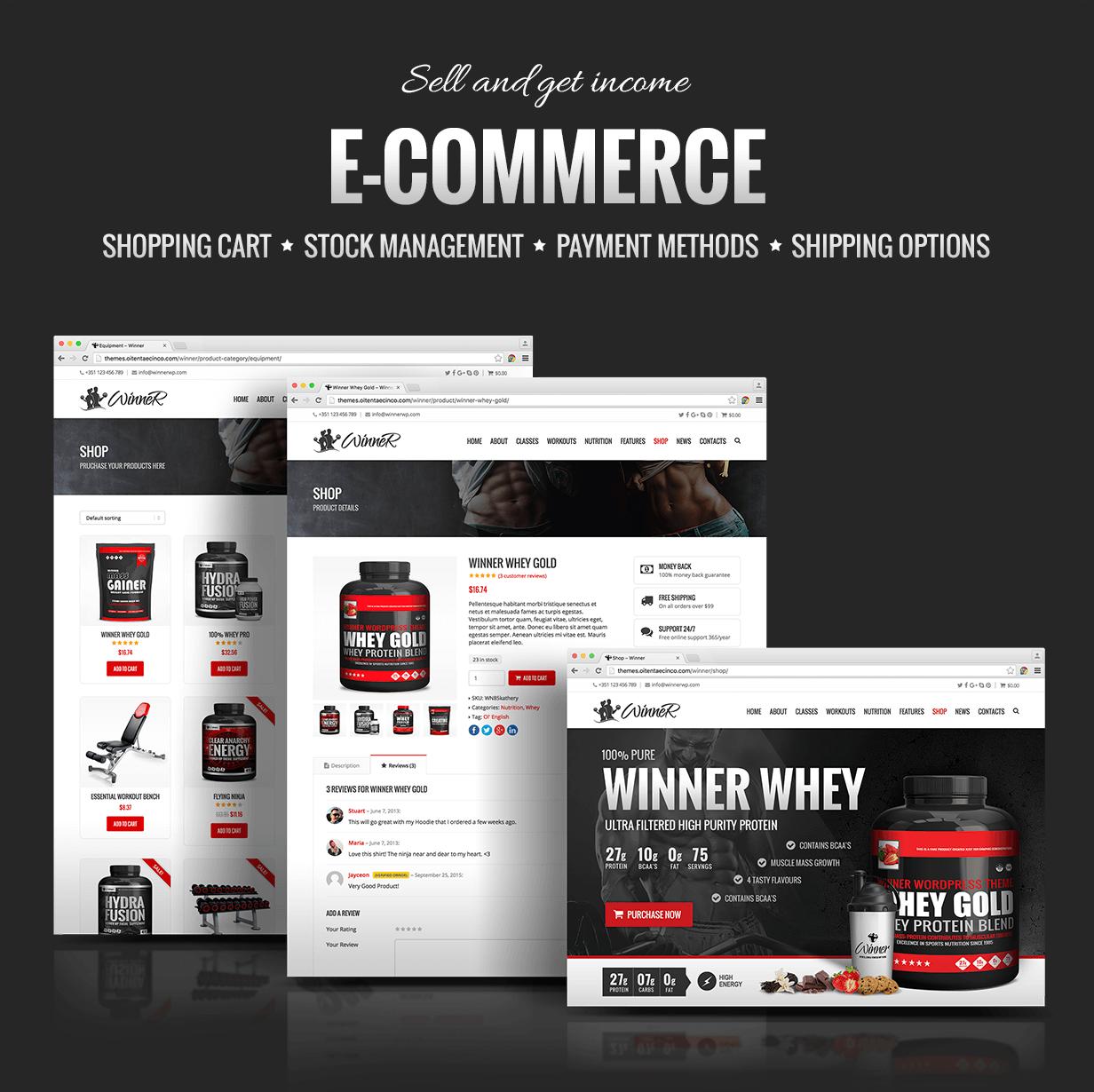 Winner E-Commerce
