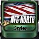 NFL Football Styles - NFC West - 3