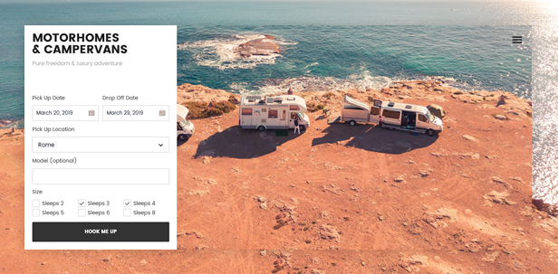 Book Your Travel - Online Booking WordPress Theme - 8