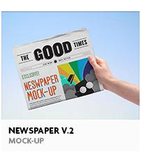 Newspaper Mock-Up - 17