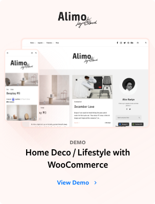 Alimo - Clean Responsive WordPress Blog Theme - 6