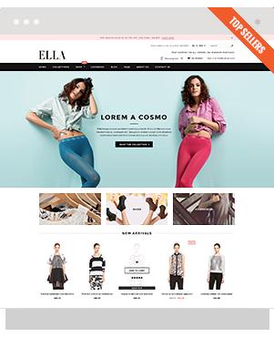 ELLA- Responsive Shopify Theme