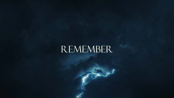 Remember the Son - 2