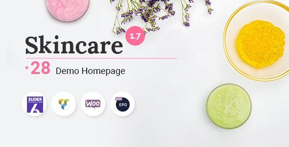 Skincare - Cosmetics Beauty Spa Shop WooCommerce WordPress Theme - WooCommerce eCommerce