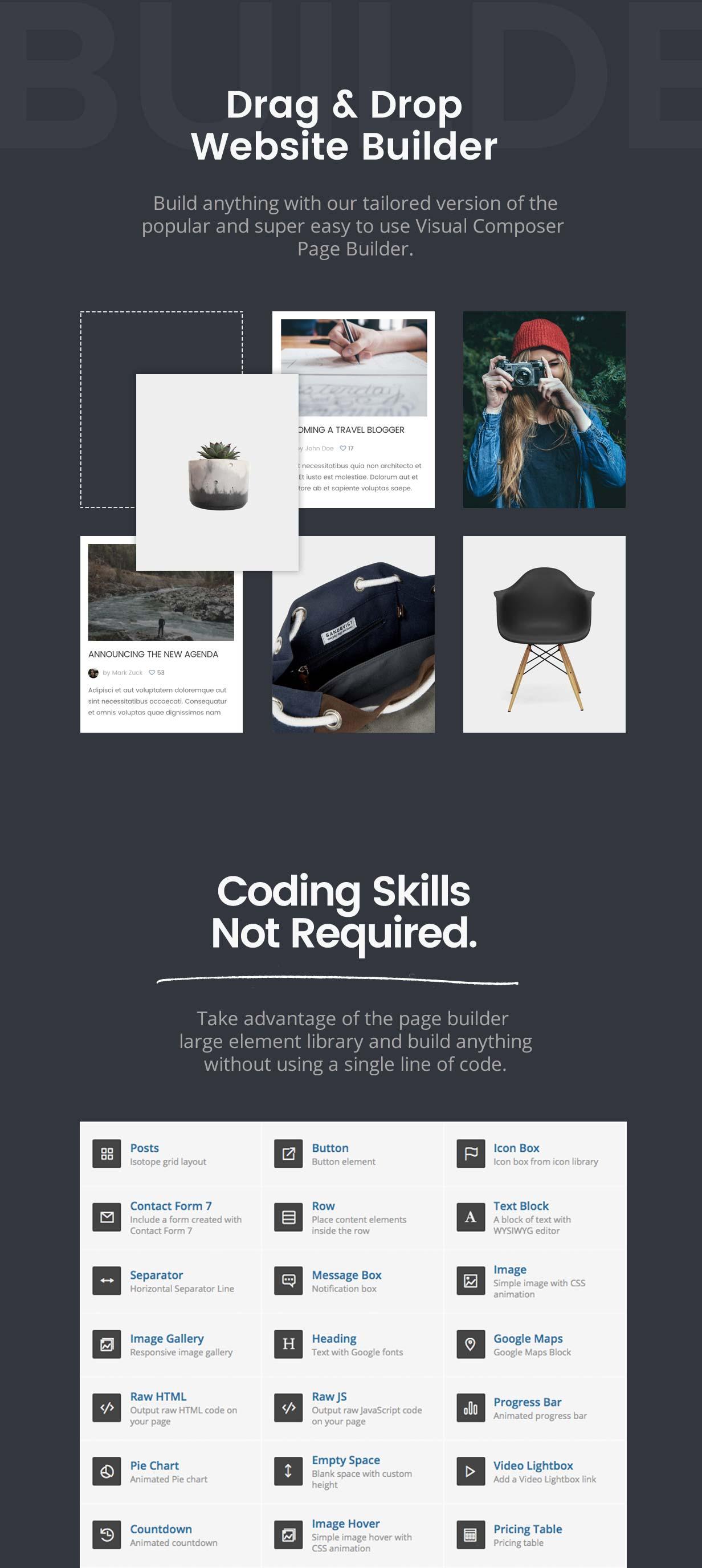 Smart — Responsive Multi-Purpose WordPress Theme - 4