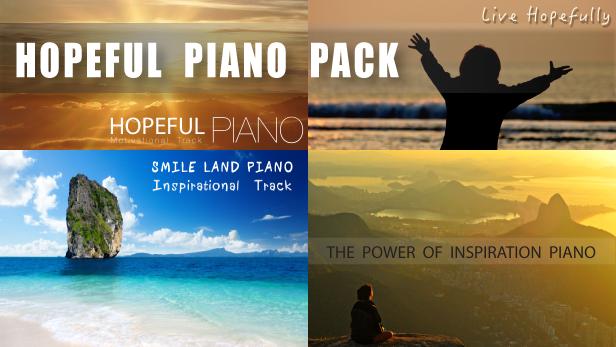 Hopeful Piano Pack - 1
