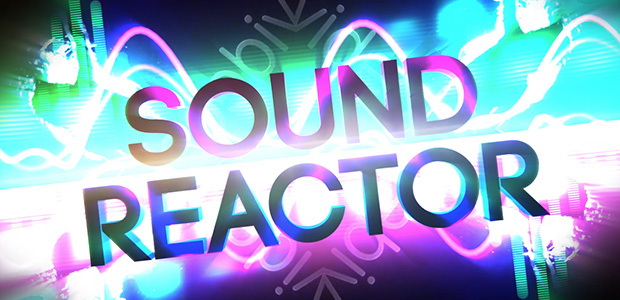 Sound Reactor Titles