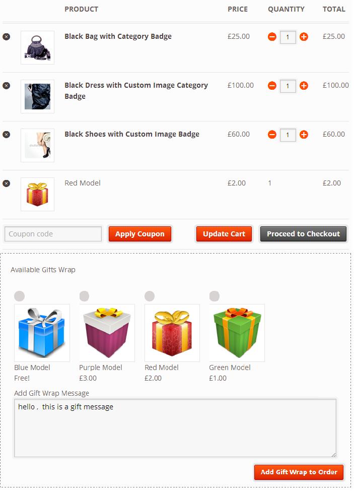 woocommerce gift wrap order by gema75 codecanyon