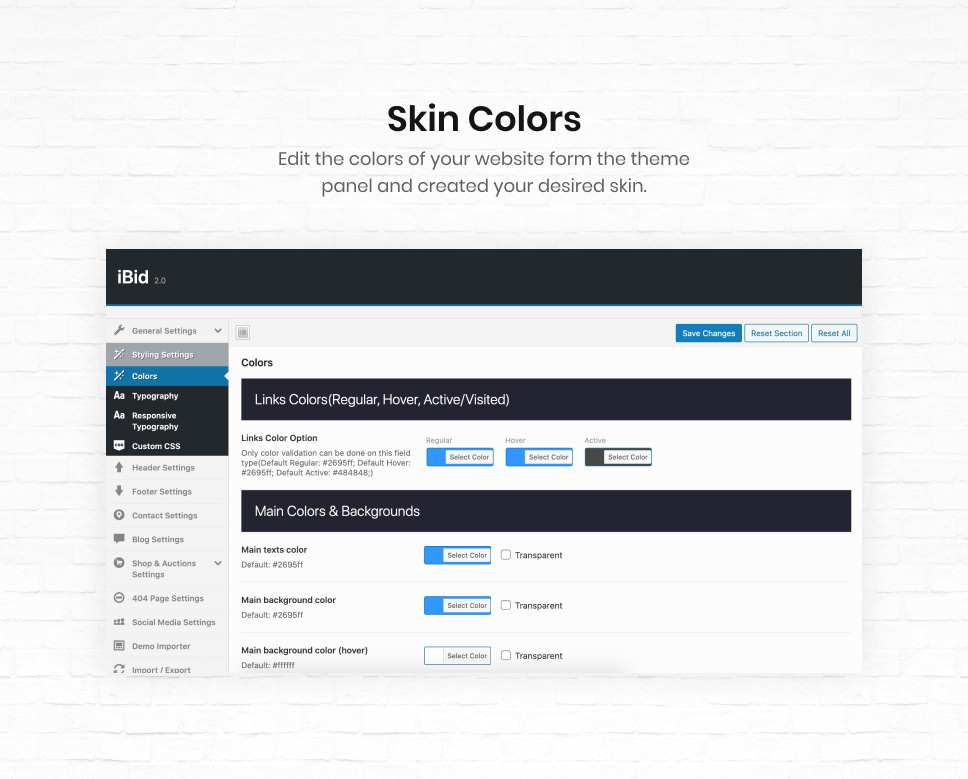iBid - Multi Vendor Auctions WooCommerce Theme - 44