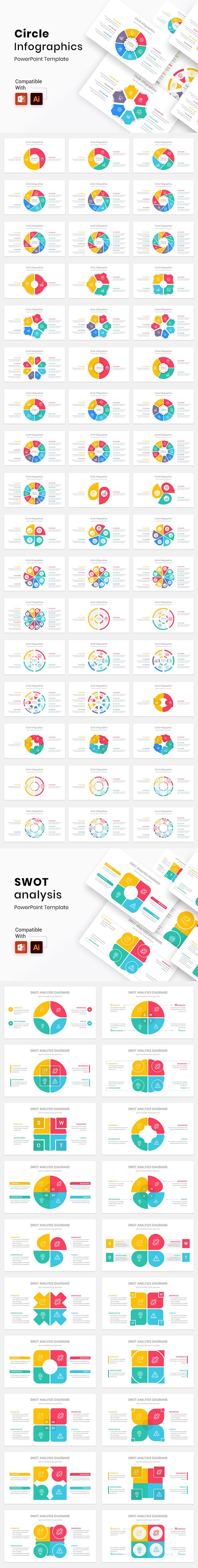 Slide Deck - Multipurpose PowerPoint Template - 2