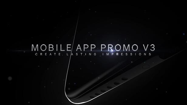 Mobile App Promo V3