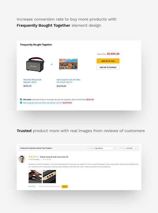 MartFury | Multi-Vendor & Marketplace eCommerce PSD Template - 16