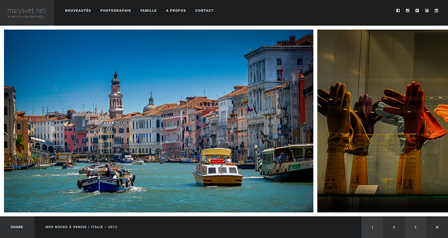 Photography & Videography WordPress Theme - SOHO - 6