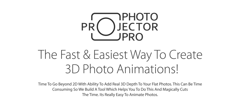 Photo Projector Pro Professional Photo Animator By Motionmount Videohive
