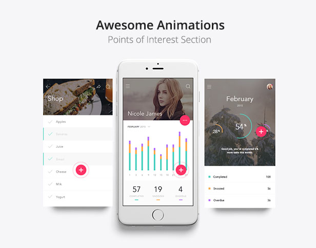 AppStack - One Page App Theme - 5