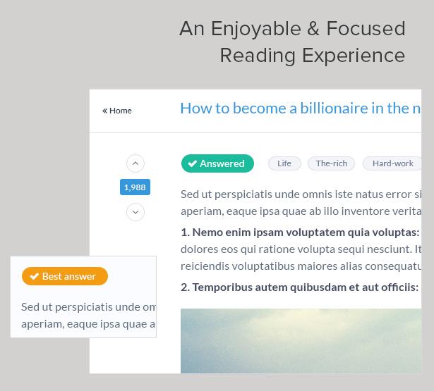 QAEngine - Question and Answer WordPress Theme - 13