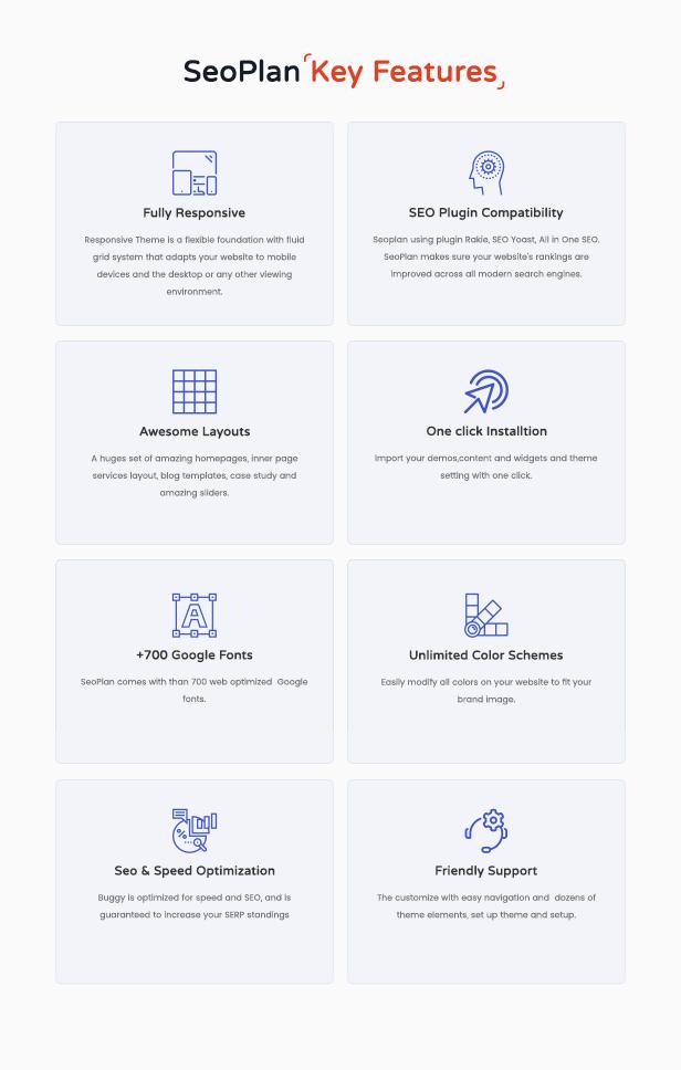 SeoPlan & Digital Marketing Agency WordPress Theme - 5