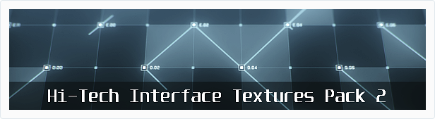 Hi-Tech Interface Textures Pack 2