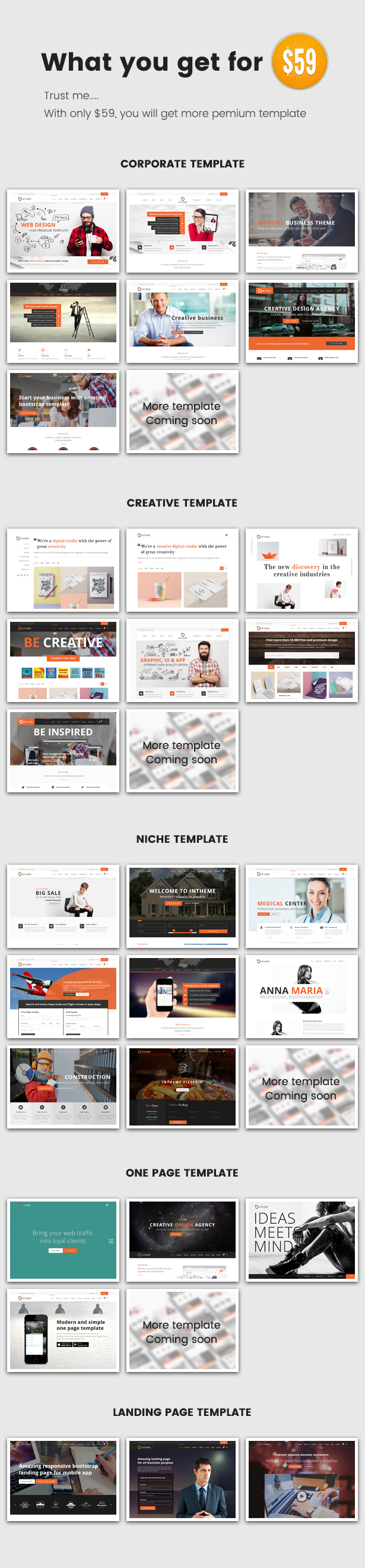 Inspired multipurpose corporate and creative bootstrap wordpress so what are you waiting if inspired able to handle all the needs of the design for multiple projects maxwellsz