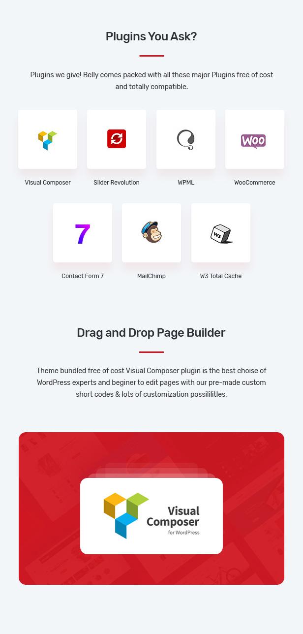 Belly - Multipurpose Theme for WooCommerce WordPress 22