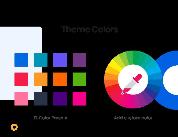 theme colors