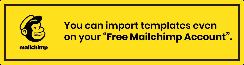 Mailchimp Free Acount Email / grapestheme.com