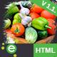 Al Fresco – An eCommerce Restaurant Responsive HTML Template - 2