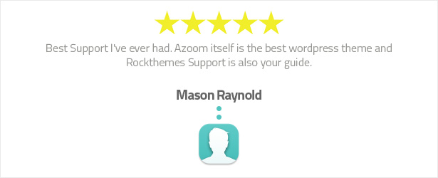 Azoom | Multi-Purpose Theme with Animation Builder - 5