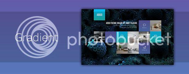 Argo - One Page Portfolio PSD Template - 6