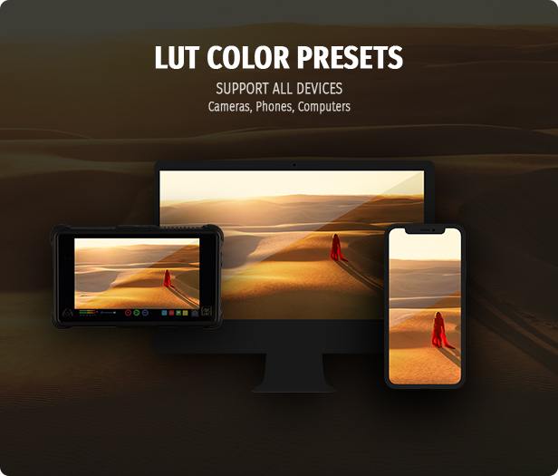Hollywood LUT Color Pack - 4