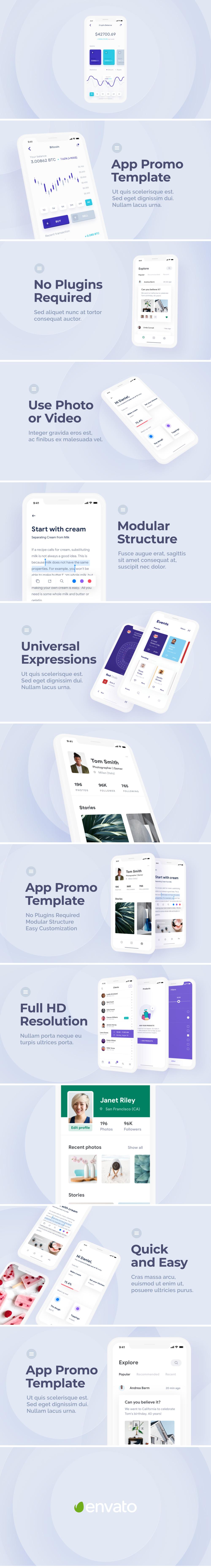 Phone App Promo - 1