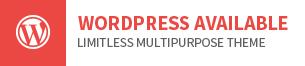 MukamMulti Purpose PSD Theme - 1