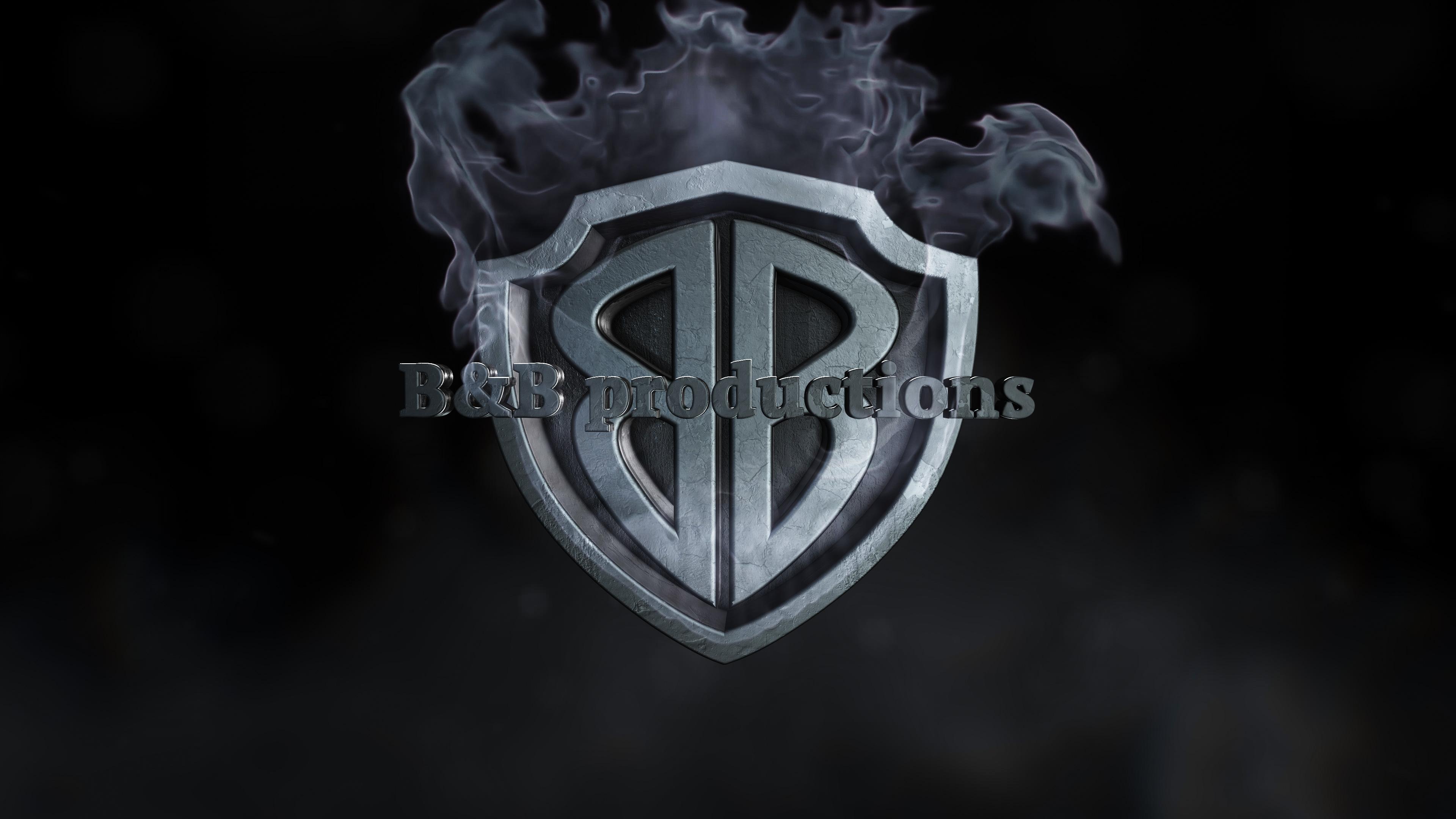Dark Shield Logo - 4