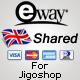 eWAY UK Shared Gateway for Jigoshop