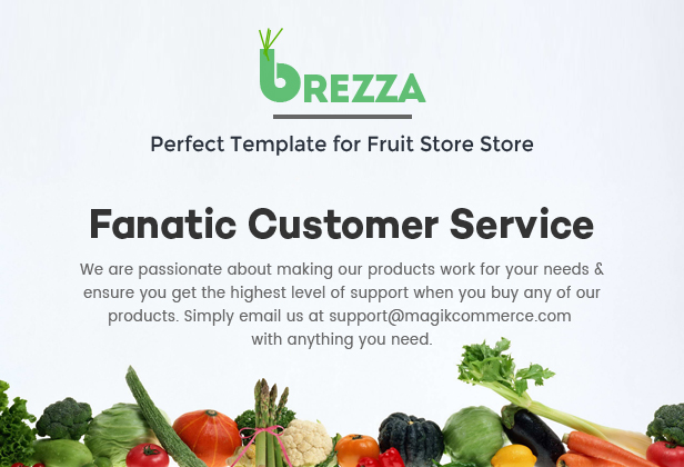 fruit store woocommerce theme