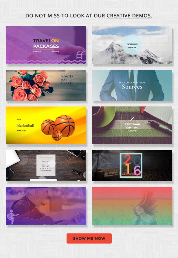 Parallax | Video | Particles | Gallery | Ultimate Layered Backgrounds for WPBakery (Visual Composer) - 5