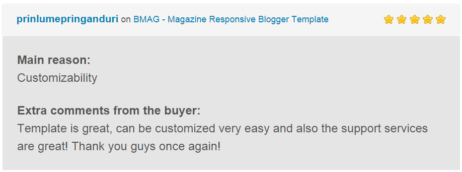 BMAG - Magazine Responsive Blogger Template - 20