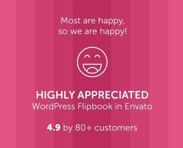 best wordrpress flipbook plugin