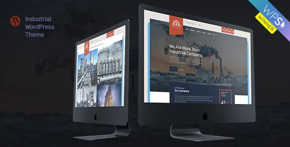 Industry WordPress Theme