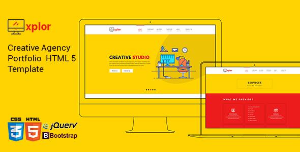 Smudge - Creative Portfolio HTML 5 Template by createuiux | ThemeForest