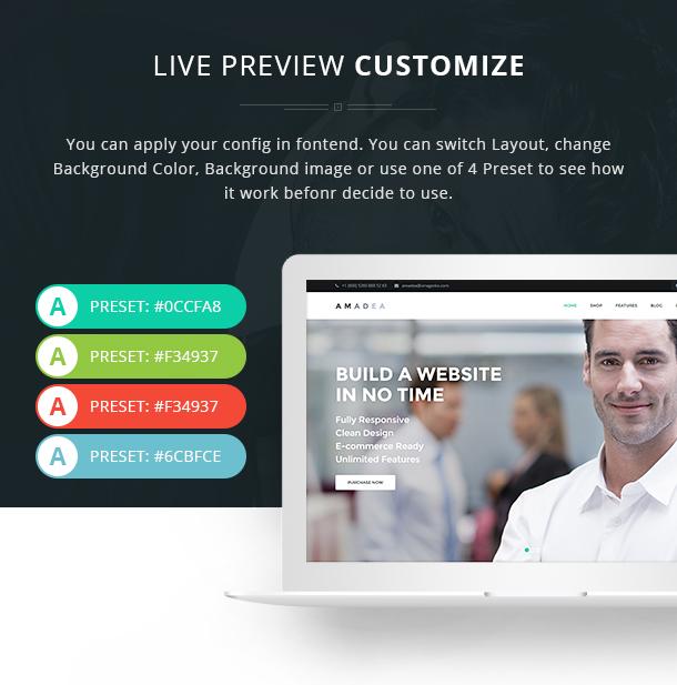 VG Amadea - Multipurpose WordPress Theme - 16