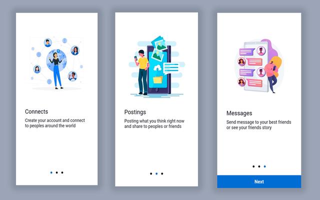 Material Design - Flutter Ui Kit Android - 20