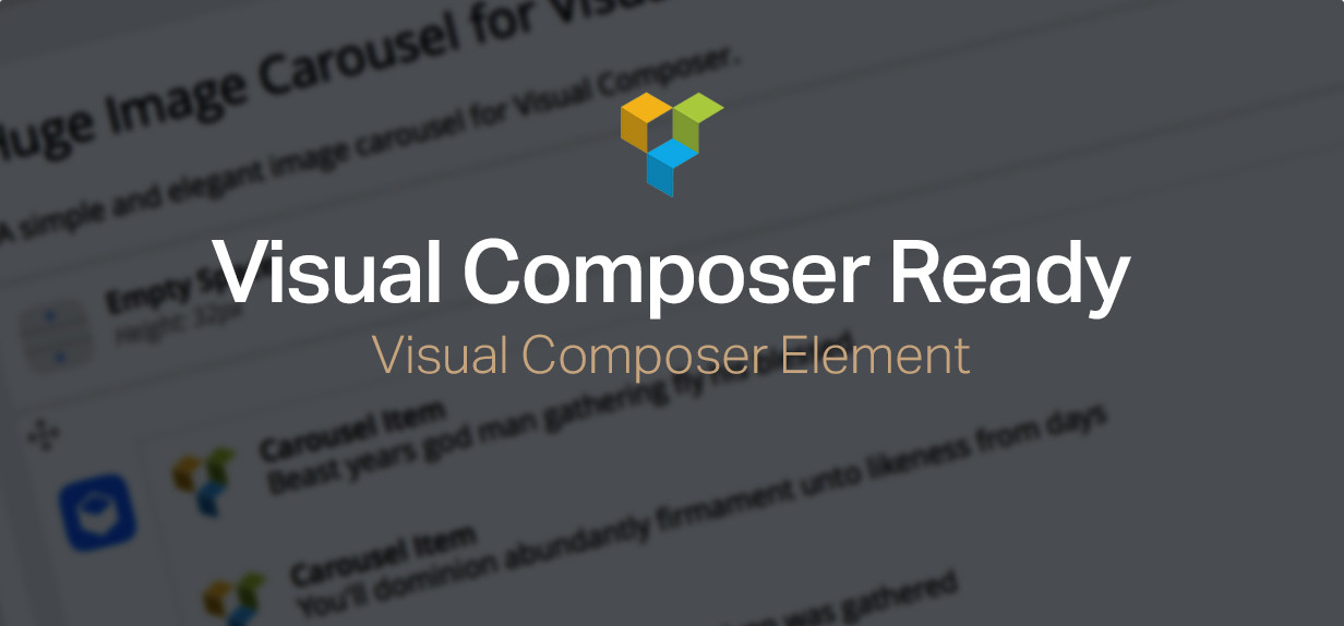 Huge Image Carousel for Visual Composer - 7