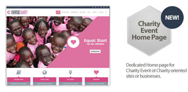 Eventus responsive event joomla template by dhsign themeforest based on helix 2 framework the templates gives many options for customizing with the layout builder and unlimited colors option pronofoot35fo Gallery