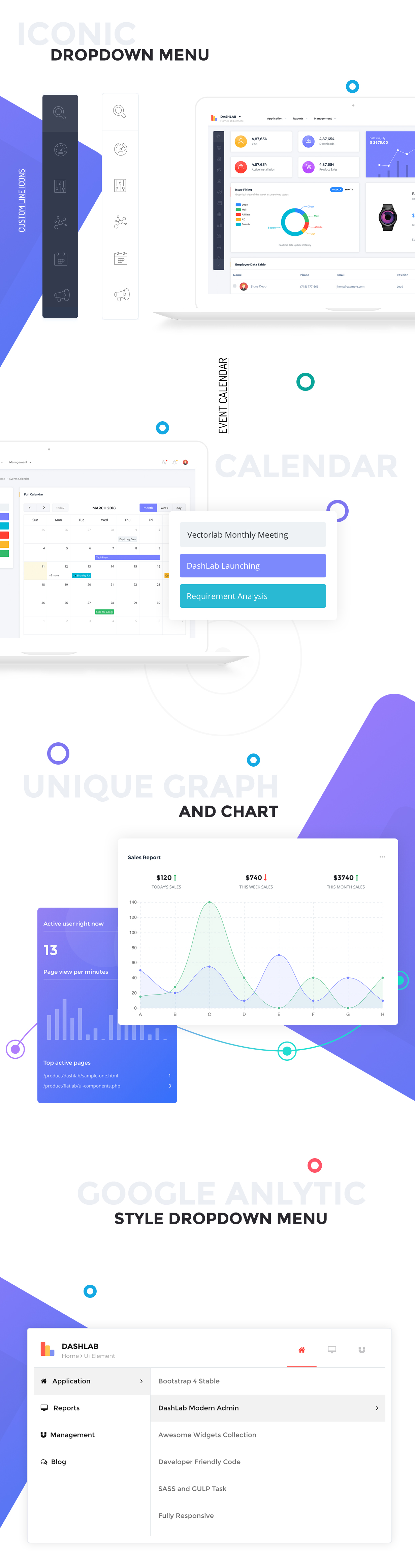 DashLab - Bootstrap 4 Responsive Admin Template - 3