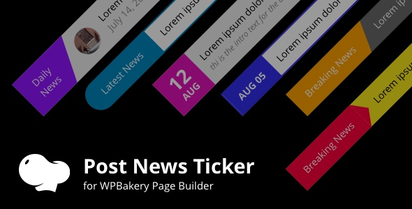 Post Carousels for WPBakery Page Builder (Visual Composer) - 25