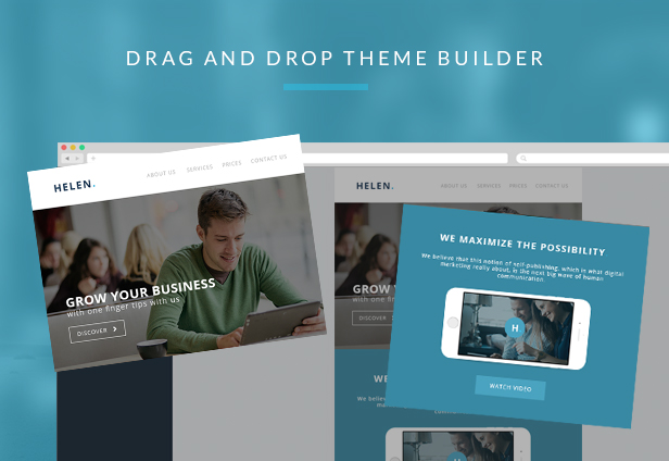 Helen - Corporate Email Templates