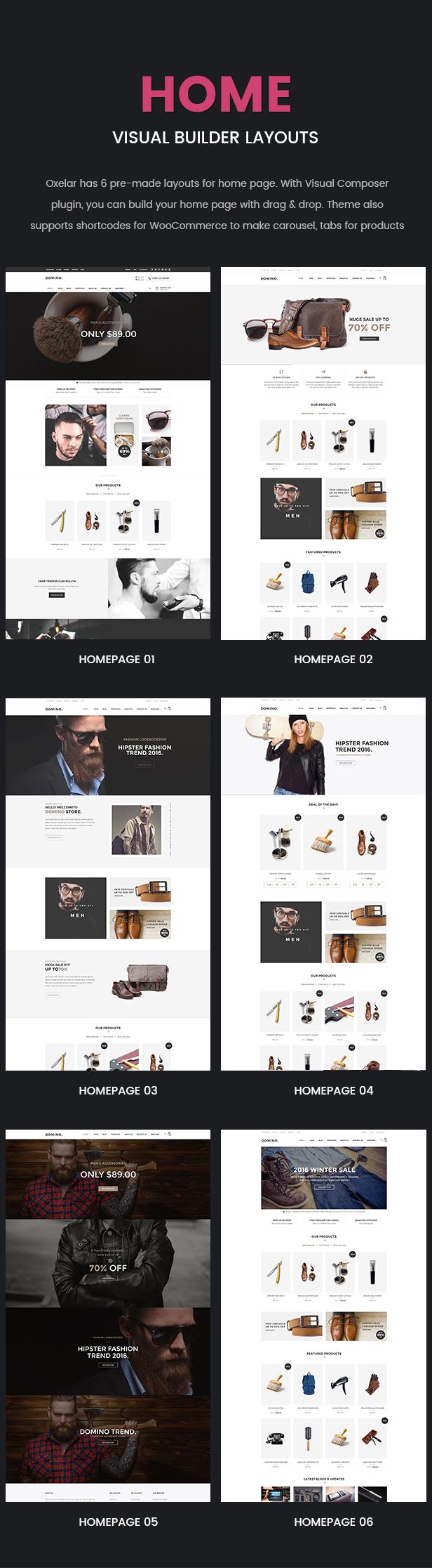 Domino - Fashion Responsive WordPress Theme 39