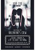 Valentine Flyer Bundle - 4