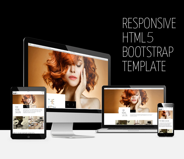 Blackair - One Page HTML5 Template for Hair Salons - 8